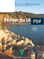 brochure sentier du litoral