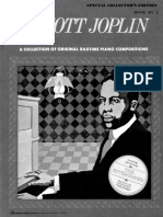 (PARTITURA) The Best of Scott Joplin (Piano - Ragtime).pdf