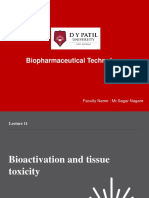 Bioactivation and tissue toxicity lec 11.pptx