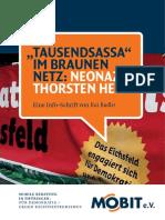 """""""Tausendsassa"""" im braunen Netz"""