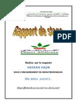 Rapport de Stage Hajibcre Agrpr