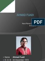 Ahmad Fuadi