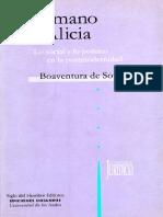 1. Boaventura de Sousa Santos