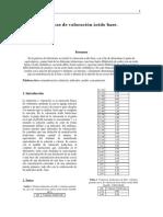 Curvas de Titulación ácido-base