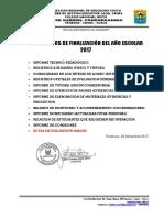 Documentos de Finalización Jgc 2017