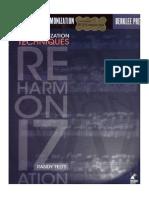 Randy Felts - Reharmonization Techniques - 2002.pdf