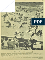 Swinemünde im August 1933