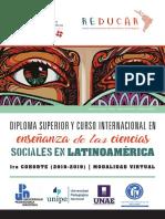 Diploma Superior en Ciencias Sociales