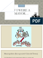 if i were a mayor