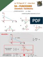 Funciones - Nivel Preuniversitario