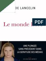 Aude Lancelin - Le monde libre.epub