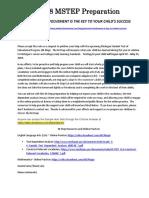 2018 mstep preparationnewltr-classwebsite