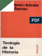 Marrou-Teologia de La Historia