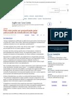 ConJur - Fábio Prieto_ País Não Pode Ser Prejudicado Pela Patuscada Sindical