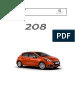 Peugeot 208 Facelift_2017