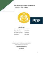 Laporan Praktikum Unit Operasi Bioproses II