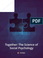 Together TheScienceofSocialPsy
