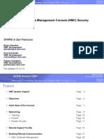 San Francisco SHARE Session 12807_HMC Security