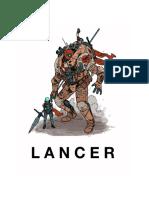 LANCER RPG Core Rulebook