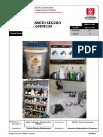 Anexo 23. Manual de Manejo Seguro de Productos Quimicos.