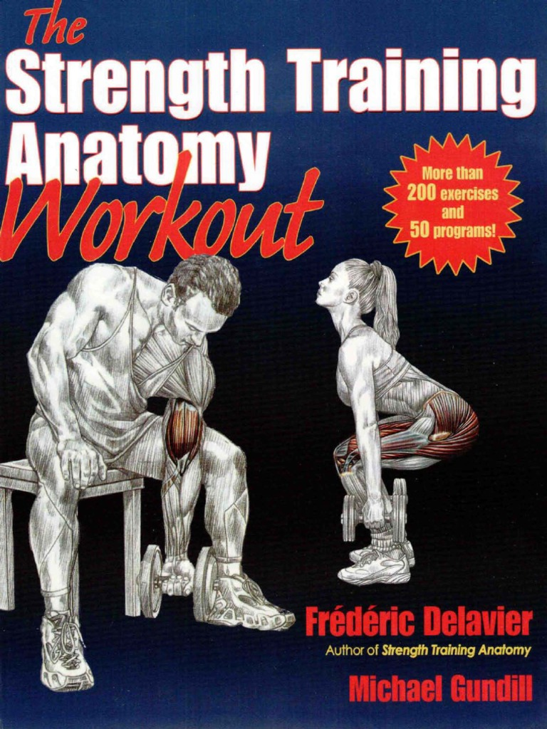 Strength Training Anatomy Workout 1 (Frederic Delavier and Michael ...