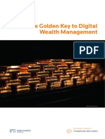 Digitization of Wealth Management
