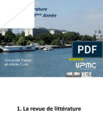 Revue Litterature 3A Ortho
