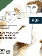 Los Valores Humanos en México