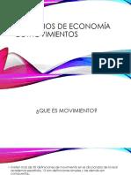 Principios de Economía de Movimientos Expo.