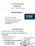 Machine Drawing PPT1 Part1