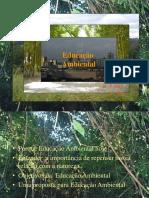 Edução Ambiental