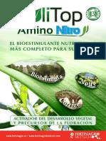 Folitop Aminonitro Olivar Biotech