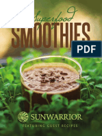 Sun Warrior Smoothie e Book
