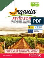 Organia Revitasoil Viñedo