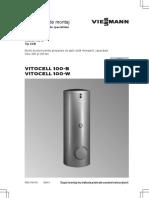 IM Vitocell 100-B, 100-W