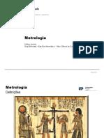 Princípios de metrologia