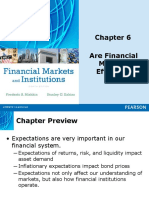 Ch. 6 (Are Financial Markets Efficient) FMI (Mishkin Et Al) (8th Ed.) (PDF)