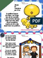 Canciones Tradicionales PDF Parte1