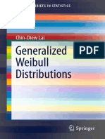 Generalized Weibull Distributions