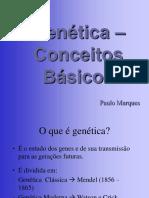 genetica conceitos  basicos