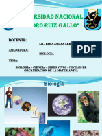 Clases de Biologia
