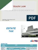 Train Vat Estate Donors