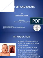 Cleft Lip and Palatal