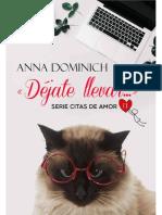 Dejate Llevar (Citas de Amor 2) - Anna Dominich