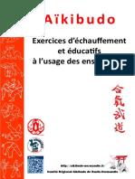 Exercices Aïkibudo