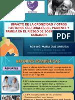 Impacto de la Cronicidad otros factores culturales del paciente crónico y su familia