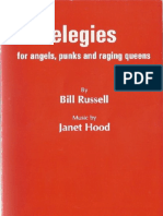 Elegies for Angels, Punks, & Raging Queens