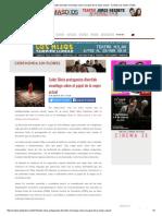Zaide Silvia Protagoniza Divertido Monólogo Sobre El Papel de La Mujer Actual - Cartelera de Teatro CDMX