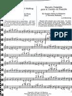 Exercícios para violino - Sevcik
