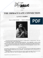 Paul Harris - Immaculate Connection